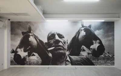 "Oleksandr Suprun's ""Parallel worlds"" exhibition opening"