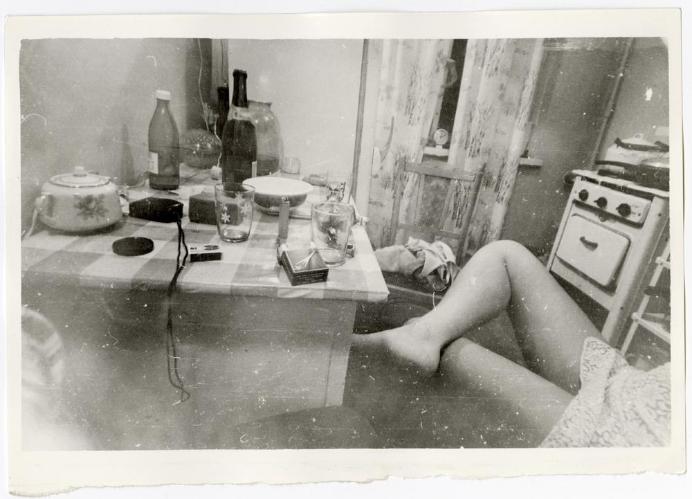 Роман Пятковка, 1981, срібно-желатиновий друк