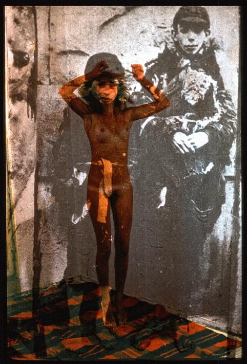 Роман Пятковка, з серії Бутерброди пам'яті, 1983.