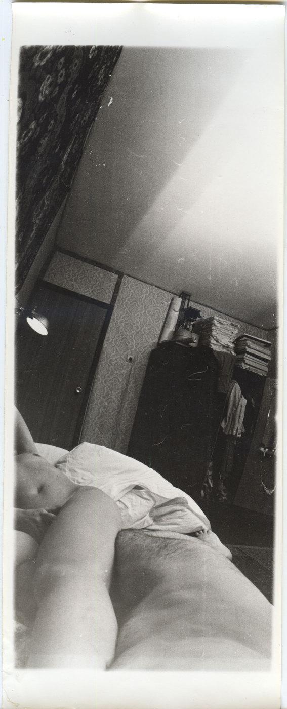 Роман Пятковка, 1985, срібно-желатиновий друк