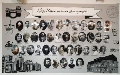 """Фоторепортаж з відкриття виставки """"Автор у грі"""""""