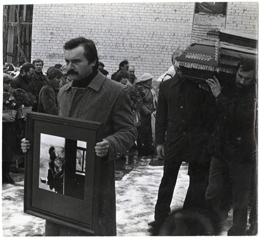 Похорони Луцкуса