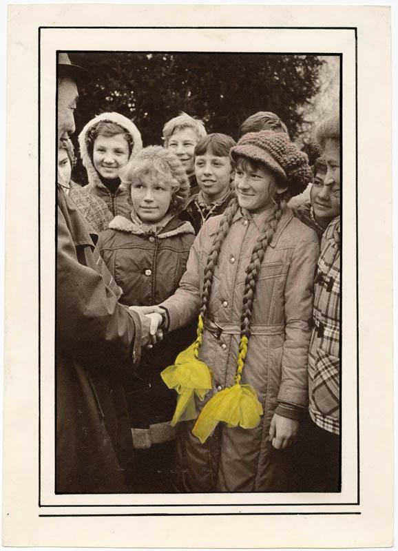 Жовті стрічки